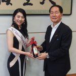 浜田香川県知事を表敬訪問